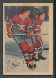 1953 EDDIE SPIDER MAZUR PARKHURST #20 CANADIANS VG/EX #3415