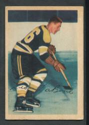 1953 LEO LABINE PARKHURST #93 BRUINS VG/EX #3366
