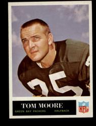 1965 TOM MOORE PHILADELPHIA #78 PACKERS EXMT/NM #2919