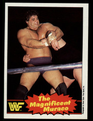 1985 THE MAGNIFICANT MURACO OPC #2 O PEE CHEE #3743