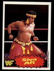 1985 SIVA AFI OPC #34 O PEE CHEE #3748