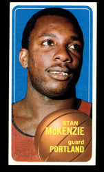 1970 STAN MCKENZIE TOPPS #52 PORTLAND EX/EXMT #3770