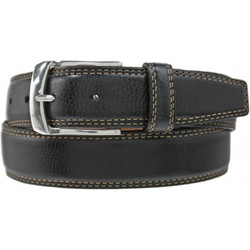 Ventura Belt - Black by Brighton (Sizes 32-46)
