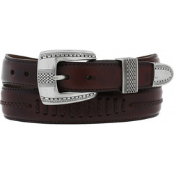 Salina Belt - Brown by Brighton (Sizes 32-42)