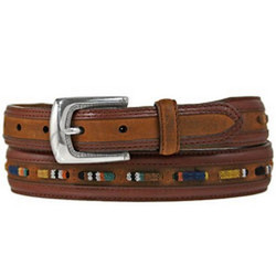 Seacliff Taper Belt by Brighton (Sizes 32-46)