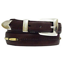 Toronto Taper Belt - Brown by Brighton (Sizes 32-44)
