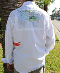 Bacchi Costa Rica Eco Tour Long Sleeve Shirt