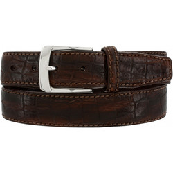 Escape Belt by Brighton - Dark Brown (Sizes 32-46)