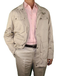 Tripper Travel Jacket by Weekender - Khaki