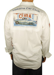 Bacchi Habana Car Club Long Sleeve Shirt