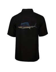 Sailfish Embroidered Shirt by Hook & Tackle