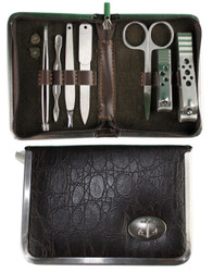 Captain's Landing 7 Piece Men's Manicure Set