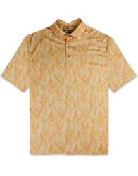 Breezy Palms Polo by Weekender - Peach