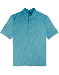 Breezy Palms Polo by Weekender - Sky Blue