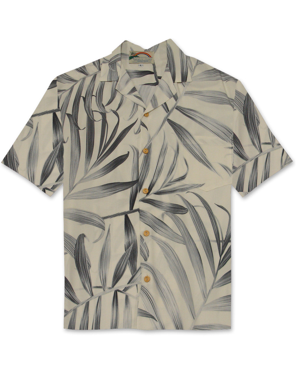 05b40d55 Palm Fronds by Paradise Found - Cream