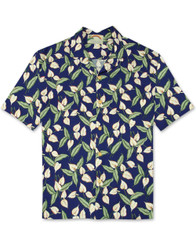 Mini Anthurium by Paradise Found - Navy