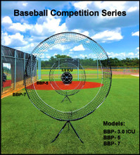 """The Implicit Competition Series is a series of visual aids designed to create a competitive environment in the bullpen. Competing against this objective device is super challenging for any individual. Learning how to get """"outs"""" is a skill that can be mastered with this system."""