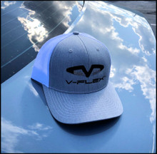 New Richardson brand baseball cap with our logo is now available.  The light gray color is classy and the size is adjustable. If your proud to be training implicitly with V-Flex, grab a cap and let people know your a V-Flexer!