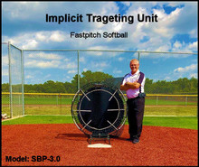 SBP-3.0 is the primary piece in the targeting series of products. It produces a brain generated rectangular image inside the pitchers brain for it to use implicitly as a spatial guide and reference for acquiring superior pitch command.