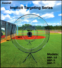 The 3 piece series is a great way to get started training implicitly.  This visual constraint approach allows pitchers to throw through enhanced spaces that correlate to better command.  By exercising the components of the visual system that makes space we afford the brain a better path to efficiency.