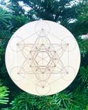 Metatron Sacred Geometry Grid