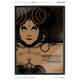 buy vector print poster printed digital art chocolate brown color