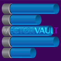 Buy Vector Tube Bar Graph Image free vectors