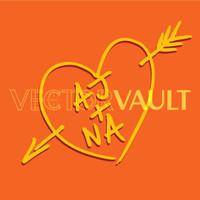 Buy Vector Heart and Arrow Image free vectors - Vectorvault