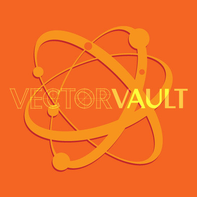 Buy Vector atomic atom orbit science logo graphic Image search find buy free vectors - Vectorvault
