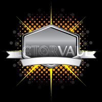 Buy Vector ribbon emblem logo graphic Image search find buy free vectors - Vectorvault
