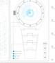 Vector Wristwatch Schematic