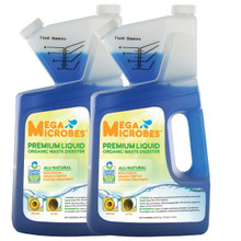 MegaMicrobes® Liquid 64-ounce Bottle TWIN PACK