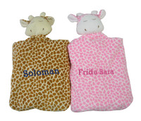 Twin Gifts  - Angel Dear Giraffe Security Blankets