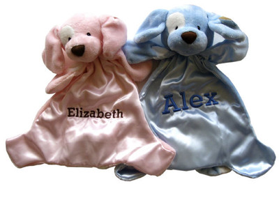 Twin Gifts - Baby Gund Spunky Huggables