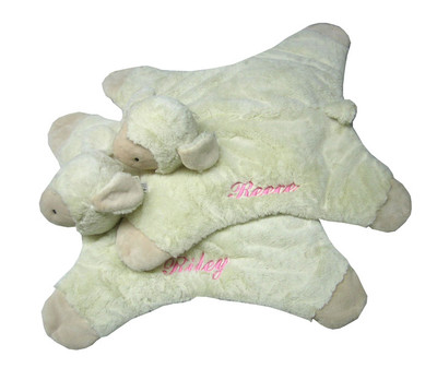 Baby Gund Lamb Cozies | Gifts for Twins