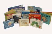 Baby Book Gift Set - Best Baby Books