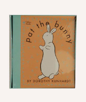 Baby Book - Pat the Bunny