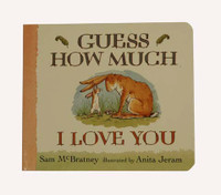 Baby Book - Guess How Much I Love You