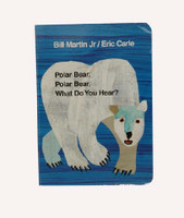 Baby Book - Polar Bear, Polar Bear, What do you Hear?