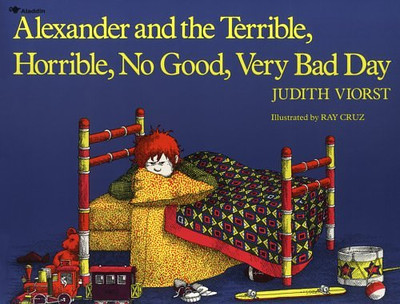 Kid's Book - Alexander and the Terrible Horrible Day