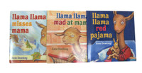 Mama Llama Book Set -  Anna Dewdney