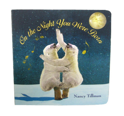 Baby Book | On the Night You Were Born
