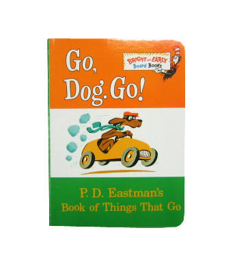 Baby Book | Go, Dog, Go!