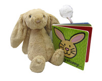 Baby Book Gift Set | If You Were A Bunny