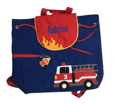 Personalized firetruck