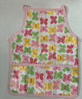 Kids Apron | Personalized Butterfly Apron