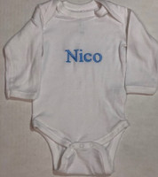 Baby Onesy | Personalized Baby Gift