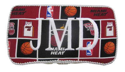 Baby Wipe Case | Miami Heat
