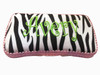 Personalized Baby Wipe Case | Zebra