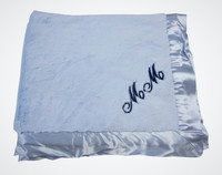 Baby Monogrammed Blankets | Little Giraffe Luxe
